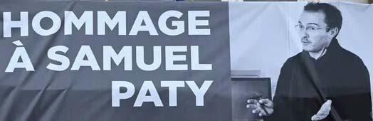 Samuel PATY : Ne l'oublions pas !